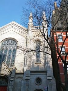 Washington Square Methodist Episcopal Church, December 4, 2012