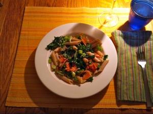 Delicious dinner, December 17, 2012