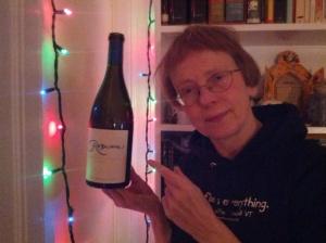 Wine selection, December 25, 2012