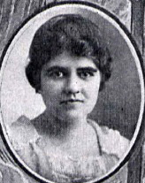 Gladice Eno, photo from 1920 Ohio State University yearbook