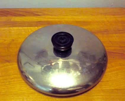 New knob, February 22, 2013