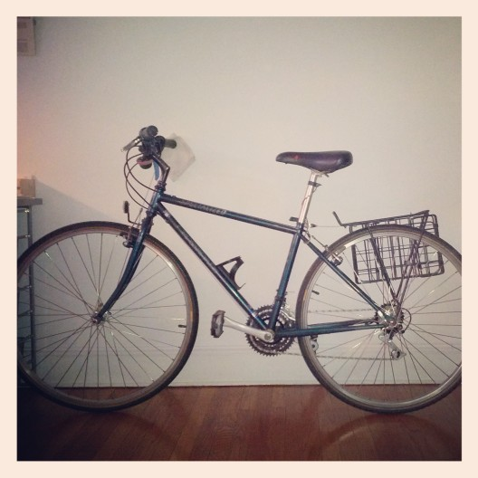 Bike, March 30, 2013