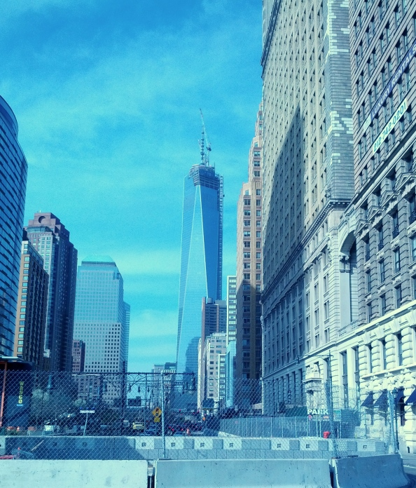 Freedom Tower, April 24, 2013