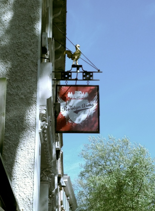 Rosslyn Arms, May 26, 2013