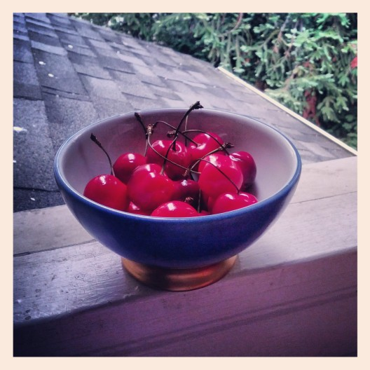 More cherries, June 25, 2013