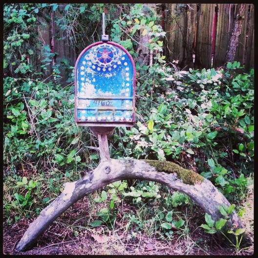 Celestial mailbox, July 12, 2013
