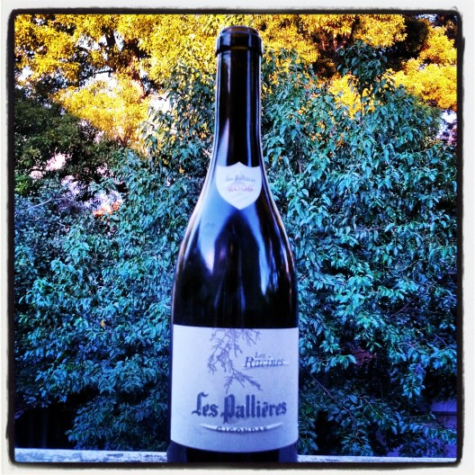 Special wine, August 25, 2013