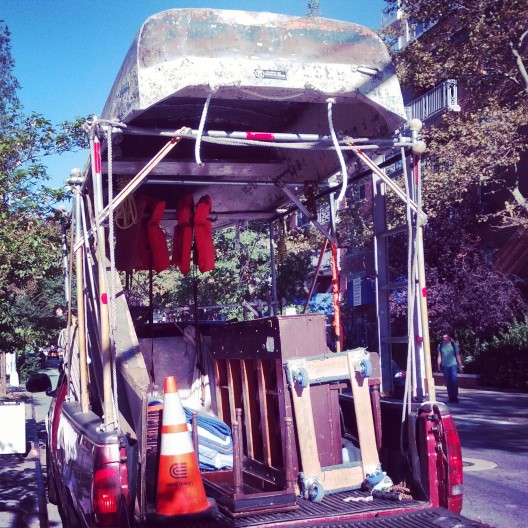 Piano truck, September 28, 2013