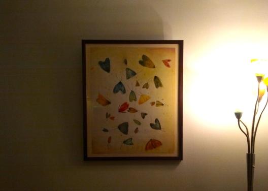 """Cate Brigden, """"Collection #2"""" November 26, 2013"""