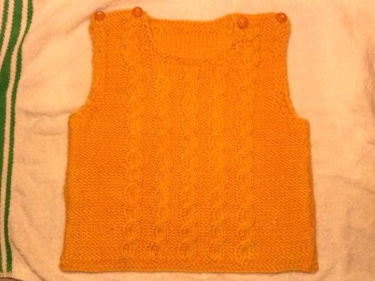 Yellow vest, February 20, 2014