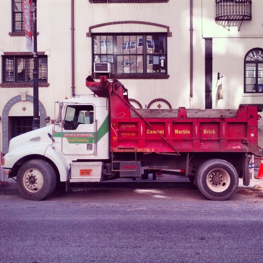 Good-looking truck, February 22, 2014