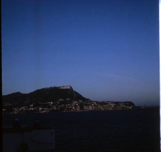 Gibraltar, May 25, 1964