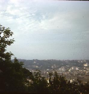 Naples vista, May 1964