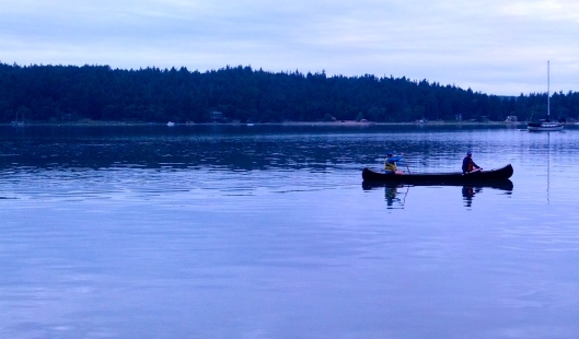 Canoers, July 5, 2014