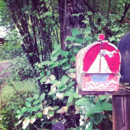 You have sail mail! August 13, 2014