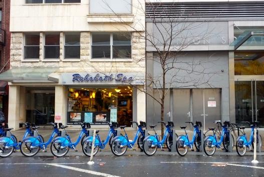 Bike line-up, November 17, 2014