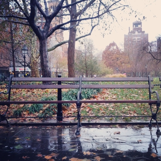 Rain, rain, rainy day, November 26, 2014