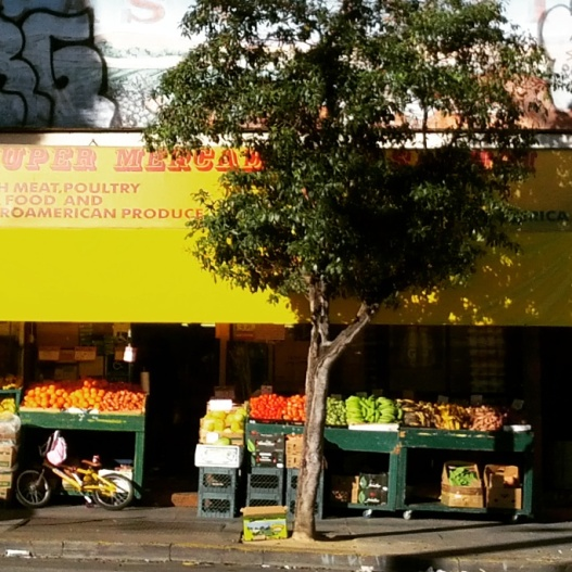 Mission produce store, December 25, 2014