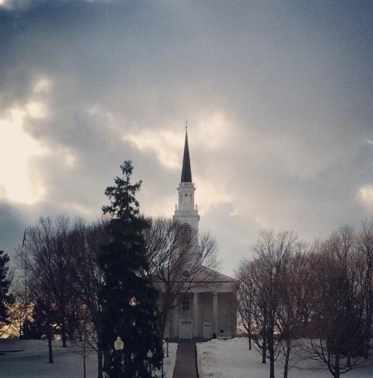 Mead Memorial Chapel, March 8, 2015