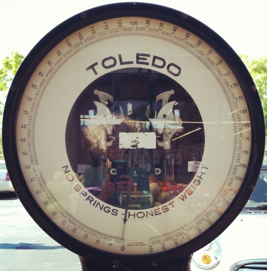Toledo scale, May 28, 2015