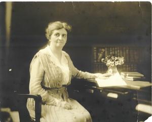 Fanny Cook Gates, 1872-1931