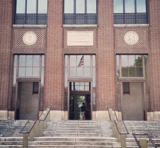Tweedy library, June 5, 2015