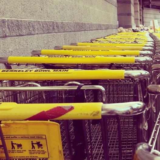 Shopping carts, June 24, 2015