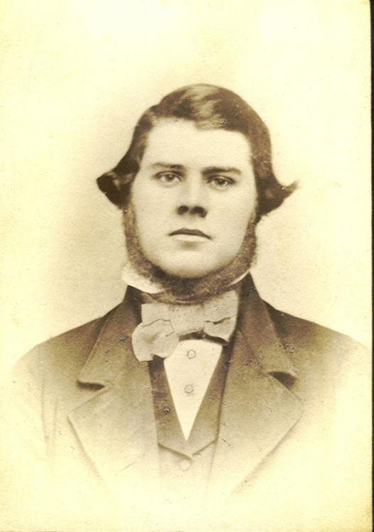 Craven Shuttleworth, circa 1850s?