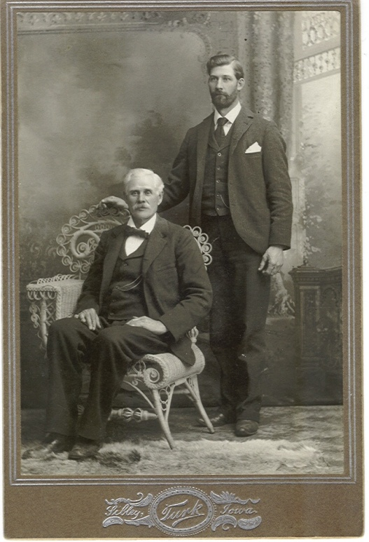Craven and William Shuttleworth