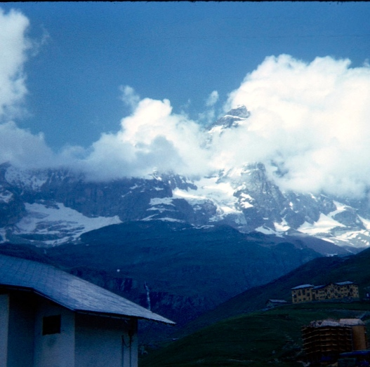 Matterhorn, June 1964