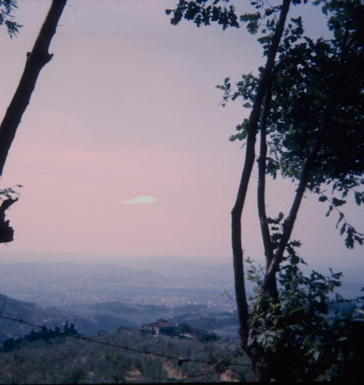 View from Fiesole, June 1964
