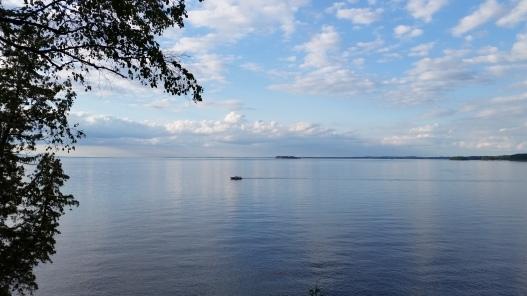 Lake Champlain, August 21, 2015