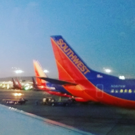Pretty planes, 7:20 PM September 27, 2015