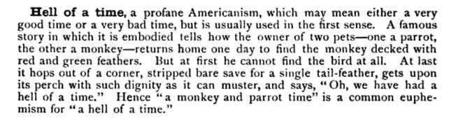 MonkeyParrot
