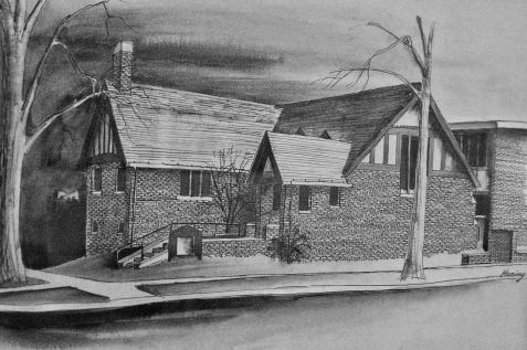 Church-Pencil-Sketch